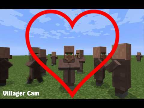 Minecraft: Villager Breeding