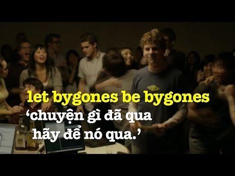 Học tiếng Anh qua phim ảnh: Let bygones be bygones - Phim The Social Network (VOA)