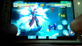 Naruto Ultimate Ninja Heroes 3 Ppsspp Android