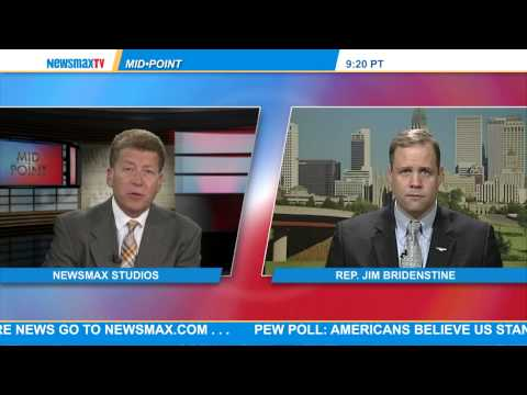 MidPoint | Rep. Jim Bridenstine (R--OK): The Congressman from Oklahoma's 1st district Part 2