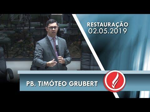 Pb. Timóteo Grubert | Precisamos fazer a diferença | Atos 3.1-7 | 02 05 2019