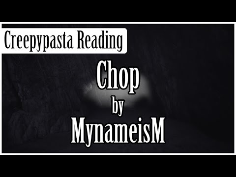 Animal Crossing Creepypasta: Chop