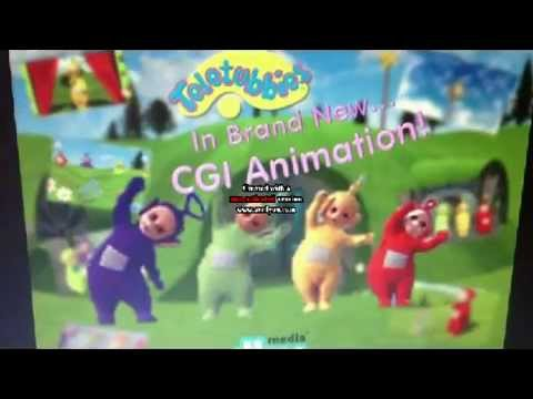 Teletubbies Brand New CGI Series (Fan-Made Trailer)