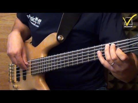 Walking Bass Tone & andamento Swing - Corso di basso | MusicOff