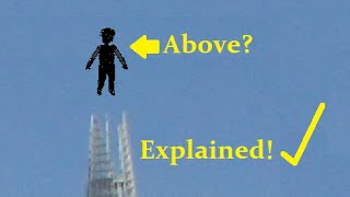 How Did Dynamo Levitate Above The Shard: Revealed