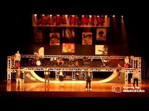 Trechos do musical Dias de Luta, Dias de Glória - CBJr