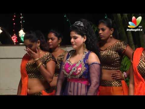 Khatham Khatham Tamil Movie   Hot Iteam Songs Making   Tharika Unseen Video   Shooting Spot