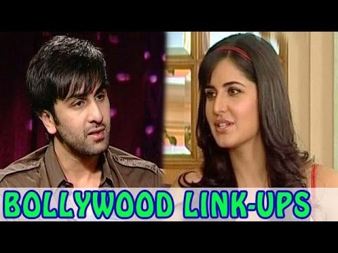 Ranbir Kapoor & Katrina Kaif talk about linkups in Bollywood