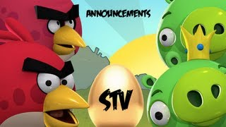 STV's Angry Birds Project Announcement!