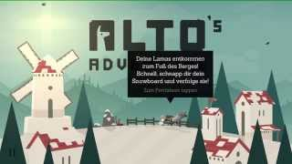 Alto's Adventure - Level 1 - 100% Walkthrough