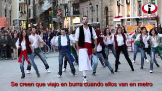 Chema Ruiz OFICIAL Murcianico Style Flashmob En Murcia