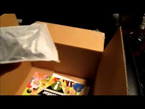 3rd Day Of Crapmas 2013 Unboxing