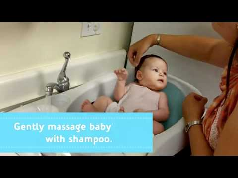 4moms cleanwater tub demo and baby bathing tips youtube. Black Bedroom Furniture Sets. Home Design Ideas