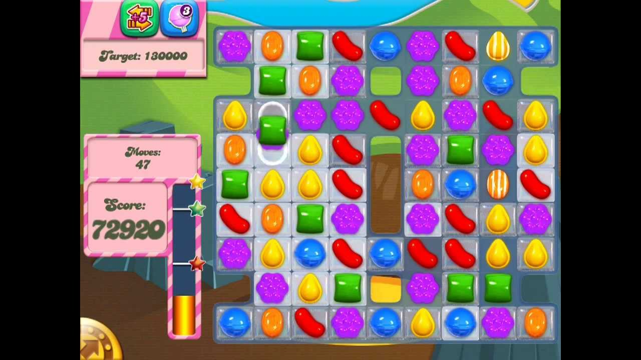 How To Complete Quest On Level 35 On Candy Crush