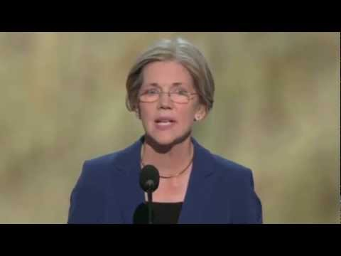 Elizabeth Warren's Remarks at the 2012 Democratic National Convention - Full Speech