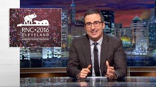 John Oliver: RNC Feelings
