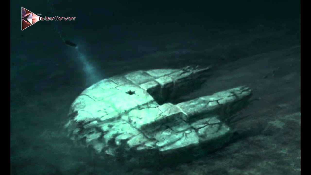 spacecraft found in ocean - photo #5