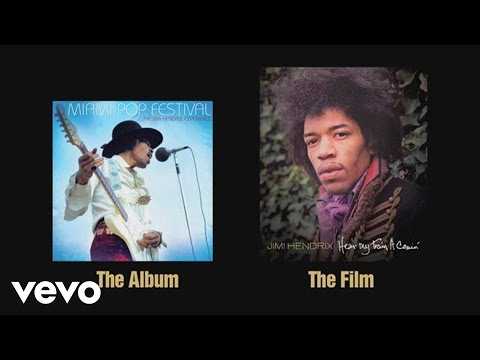 Inside the Miami Pop Festival 1968 online metal music video by JIMI HENDRIX
