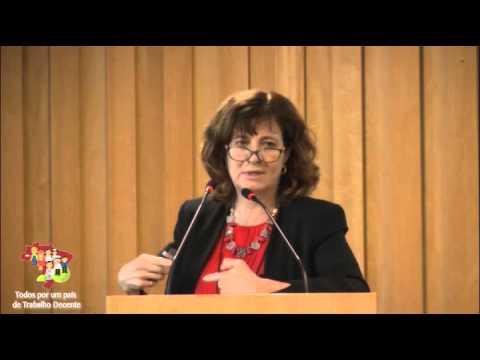 Dra. Anne Posthuma  - Perspectivas da Organização Internacional do Trabalho (OIT)