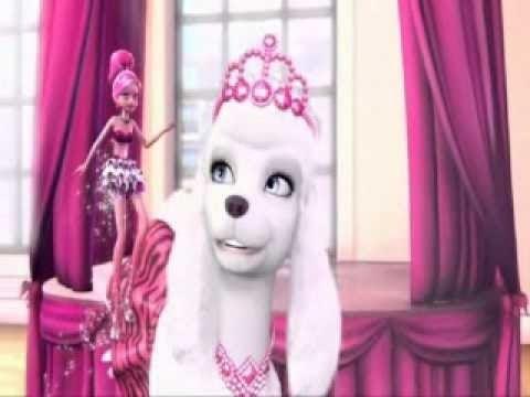 Barbie desenho animado  Estrelas em HD   Português