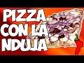Videoricetta Come Fare Pizza Nduja e Cipolla di Tropea