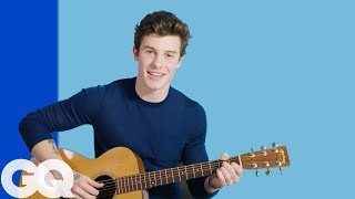 10 Things Shawn Mendes Can't Live Without | GQ