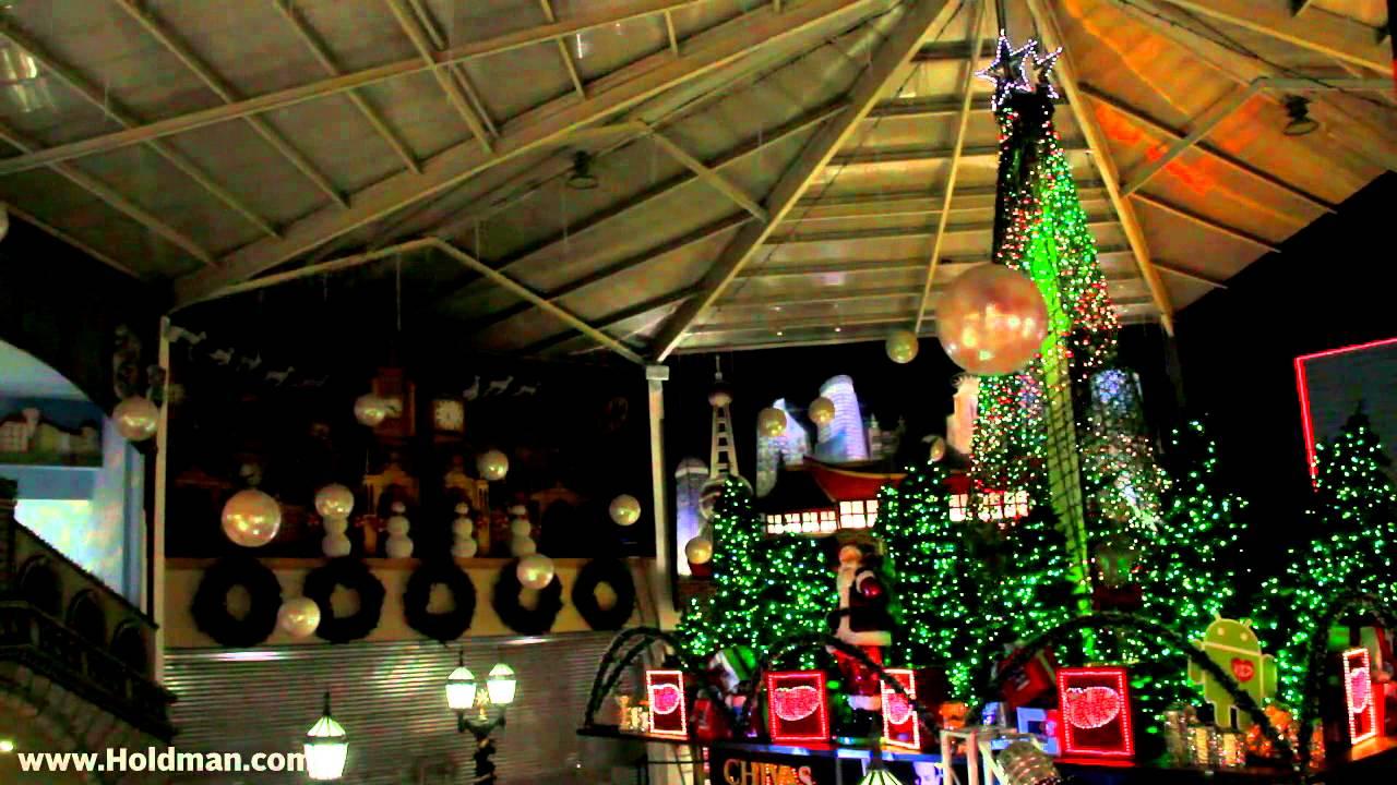 Holdman Christmas Lights