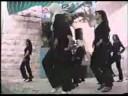 كفر قليل دبكه شعبيه مع بنات رام الله انتاج ابو لونا2008