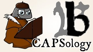 CAPS Unlock - the history behind uppercase & lowercase letters