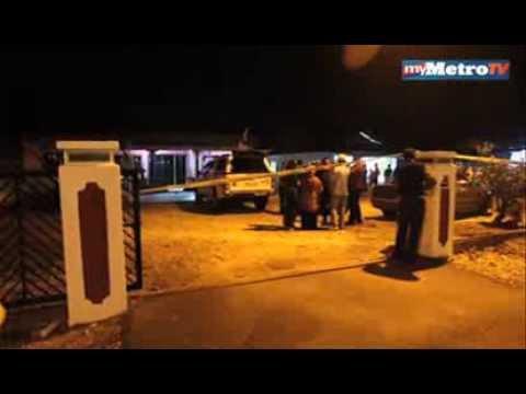 Tiga maut - Anggota polis tembak isteri, tembak mentua