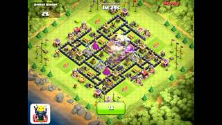Clash Of Clans [TH8 Road To 2000] 2400's V. 11 Dragons, P