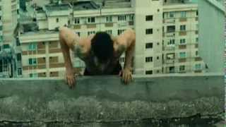 David Belle Parkour From District 13 [HD]