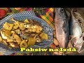 Paksiw na Isdâ (Philippine Pickled Fish) - In English and Ilocano