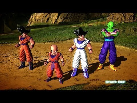 Dragon Ball Z: Battle of Z - Coop & Versus Gameplay w/ @PS360HD2 HD
