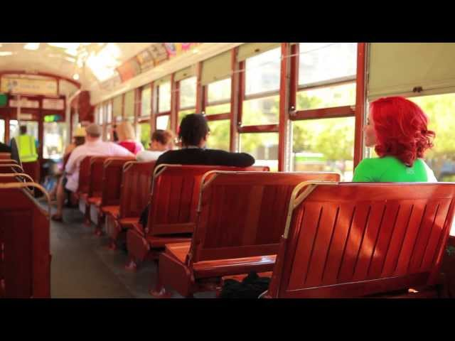 Take A Ride Down the St. Charles Streetcar Line in New Orleans