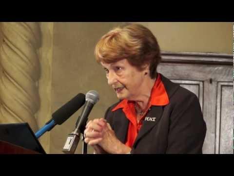 Fukushima Symposium Helen Caldicott 12 Mar 13