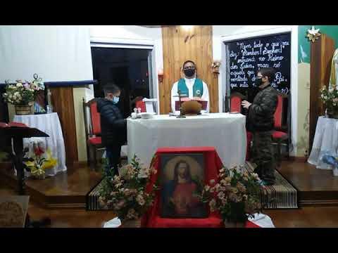 Santa Missa | 07.06.2021 | Segunda-feira | Padre Francisco de Assis | ANSPAZ