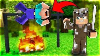 TẠI SAO LẠI ĂN THỊT NOOB (Troll Noob Bằng Cách Ăn Thịt Trong Minecraft!!)