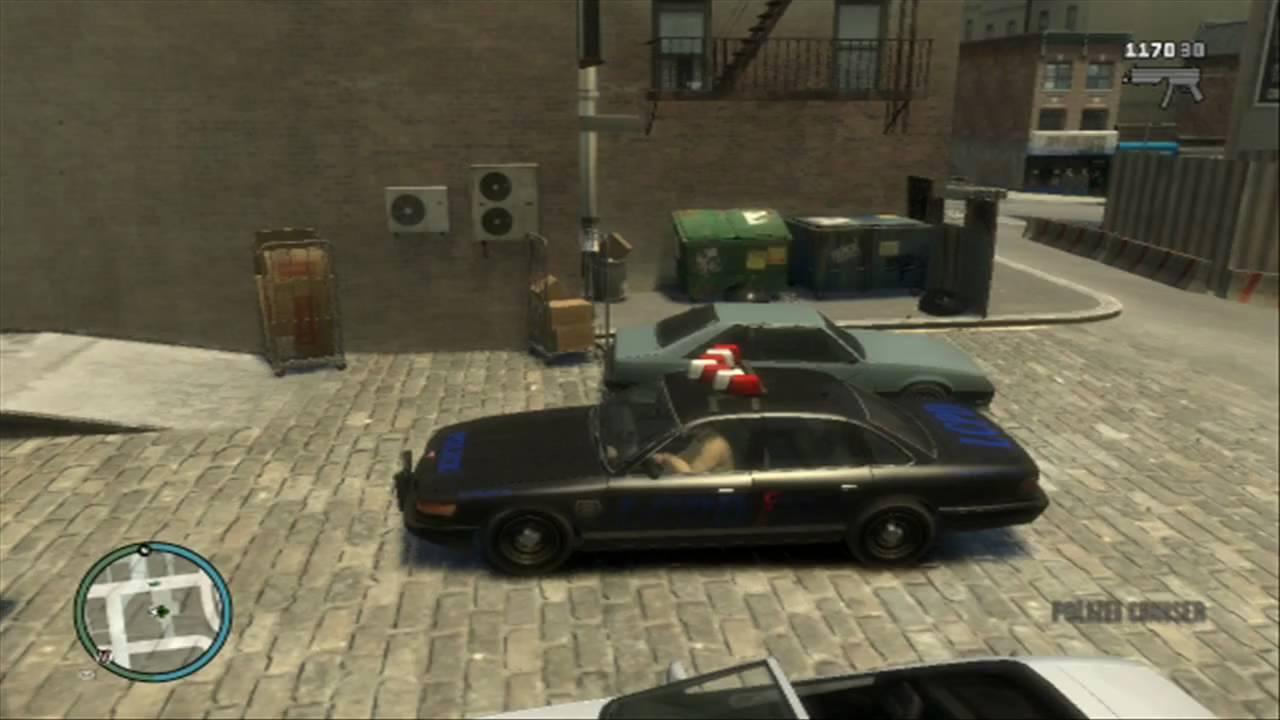 GTA IV: Secret Police ...