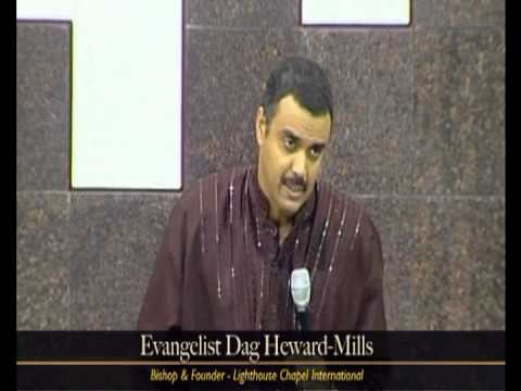 The 7 Spirits of God - Part 1 - Dag Heward Mills