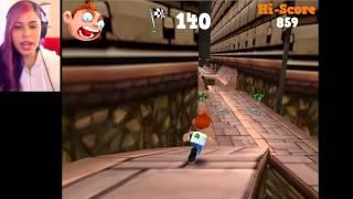 Running Fred - Flash Friday