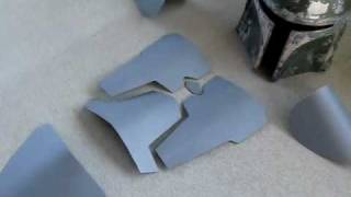 Custom Mandalorian Armor Part 1