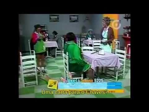 [LEGENDADO] Chaves - Chaves Encontra Seus Pais - Português do Brasil