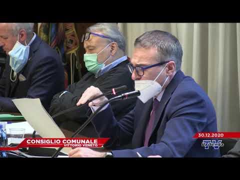 CONSIGLIO COMUNALE VITTORIO VENETO - Seduta del 30.12.2020
