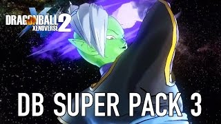Dragon Ball Xenoverse 2 - DB Super Pack 3 Játékmenet