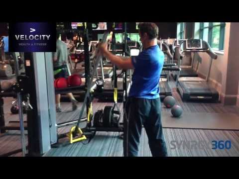 How to use Synrgy 360 kit at Velocity Heath & Fitness