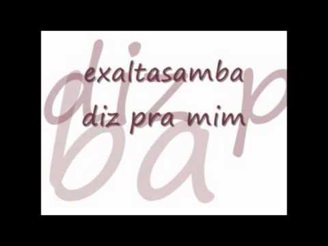 Exaltasamba - Diz pra mim