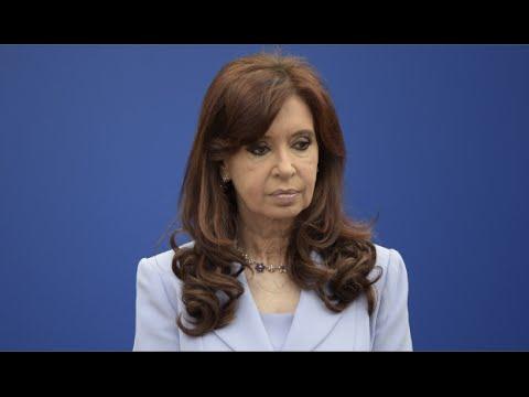 Argentina: la presidenta sufre fractura de tobillo