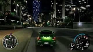 NFS Underground 2 Intro Stage HARD (PS2, EU-Version