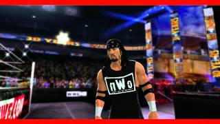 Syxx (nWo) WWE 2K14 Entrance And Finisher (Official)
